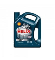 Shell Helix HX7 5W - 40 4L