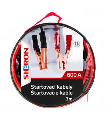 SHERON Startovací kabely 600 A