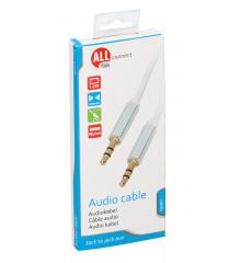ALLRIDE Connect Audio kabel jack-jack 3,5 mm, 120 cm