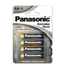 PANASONIC Everyday Power Silver LR6 AA /4ks