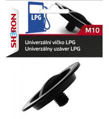 SHERON Víčko LPG univerzální M10