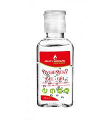 PROFEX Anti-VIRUS Hygienický gel na ruce 50 ml