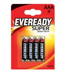 EVEREADY Super R03 AAA /4ks