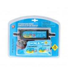 ALLRIDE Nabíječka autobaterií Smart 12 V, 1 A