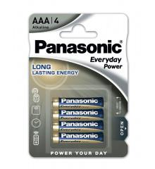 PANASONIC Everyday Power Silver LR03 AAA /4ks