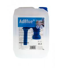 AT/D AdBlue 5 lt + nálevka