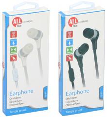 ALLRIDE Connect Sluchátka do uší s mikrofonem