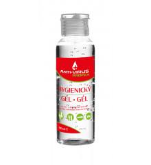 PROFEX Anti-VIRUS Hygienický gel na ruce 100 ml