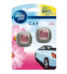 AMBI PUR CAR Jaguar Flowers Duopack /CZ