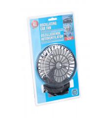 ALLRIDE Autoventilátor plast 12 V 13 cm