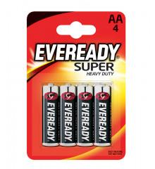 EVEREADY Super R6 AA /4ks