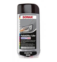 SONAX Color Polish stříbrná 500 ml