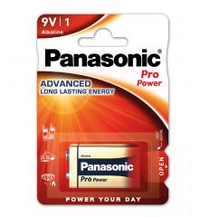 PANASONIC Pro Power Gold 6LR61/6LF22 9V /1ks