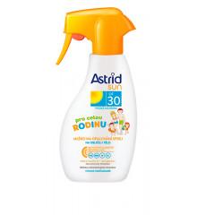 ASTRID rodinné ml. na opalování OF30 300 ml