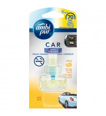 AMBI PUR CAR3 Anti Tobacco Citrus náplň 7 ml /CZ
