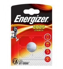 ENERGIZER Knoflíková baterie CR2025 blistr /1ks