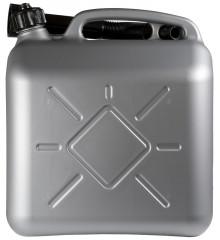 SHERON Kanystr na PHM 10 lt stříbrný