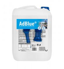 AT/D AdBlue 10 lt + nálevka