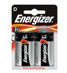 ENERGIZER Alkaline power LR20 D /2ks