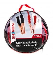 SHERON Startovací kabely 200 A