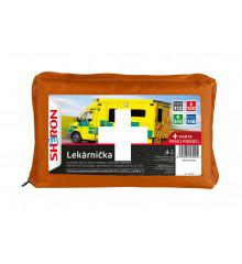 SHERON Autolékárnička oranžová kortex. obal /SK