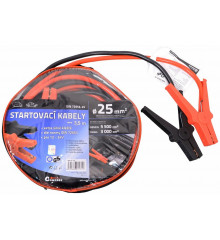 Startovací kabely 25 délka 3,5m TÜV/GS DIN72553