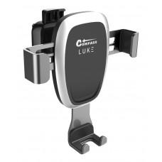 Držák telefonu LUKE-A chrome
