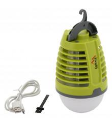 Svítilna PEAR nabíjecí + lapač hmyzu