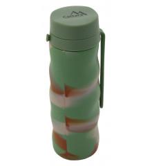 Silikonová láhev ARMY 550ml