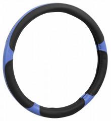 Potah volantu GRIP modrý