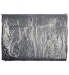 Fólie krycí 4 x 5 m stavební černá
