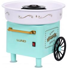 Stroj na cukrovou vatu - vozík 450W