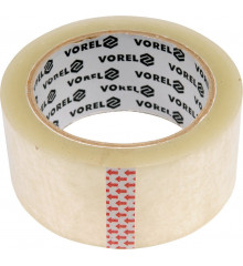 Páska balící PP průhledná, 48 mm x 66m