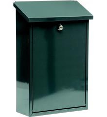 Poštovní schránka 400x250x100mm šedá