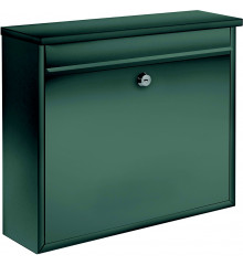 Poštovní schránka 310x360x100mm šedá