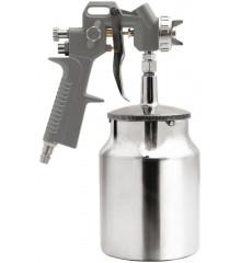 Pistole na lakování s nádrží 1,5mm, 1000cm3
