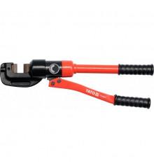 Kleště hydraulické na štípání arm. drátů 4-20 mm