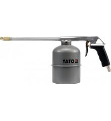 Pistole na ropování + nádrž 0,8L 130l/min