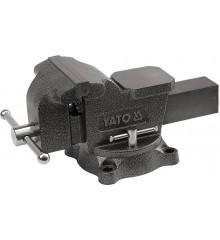 Svěrák zámečnický otočný 200 mm 29,5 kg