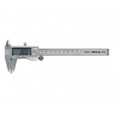 Měřítko posuvné 150 x 0,03 mm elektronické
