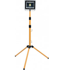 Lampa COB LED na stojanu 1x 30W