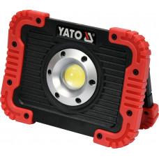 Nabíjecí COB LED 10W svítilna a powerbanka