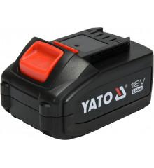 Baterie náhradní 18V Li-Ion 4,0 AH (YT-82782, YT-82788,YT-82826)