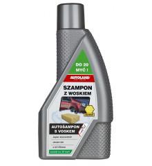 Autošampon s voskem NANO+ 600ml