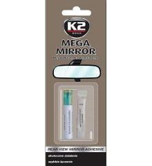 Lepidlo pro nalepení zpětného zrcátka 6 ml K2