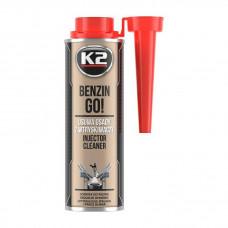 K2 BENZIN GO 250ml - aditivum do paliva